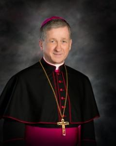 Archbiship Blase J. Cupich